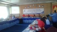 BPOM Lampung Gelar Sosialisasi Kefarmasian di Lampung Utara