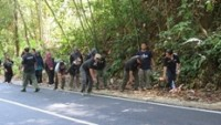 Balai Besar TNBBS Gelar Aksi Bersih Sampah