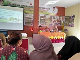 Balitbang Lambar Gelar FGD Gerakan Literasi