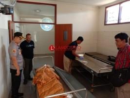 Bandar Sabu Tewas dalam Baku Tembak di Melinting