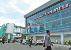 Bandara Radin Inten Dikelola Angkasa Pura, Pegawai ASN Pilih Hengkang