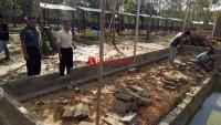 Bangun Kandang Ular, Khamami Ingin Taman Kehati Jadi Wahana Edukasi