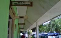 Bangunan Eks Rumah Sakit Pringsewu Tak Terawat