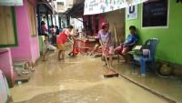Banjir Buat Warga Bandar Lampung Was-was