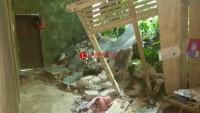 Banjir dan Longsor Landa Tanggamus, Belasan Rumah Rusak