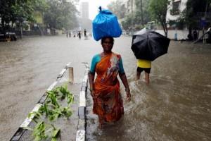 Banjir, Hampir 400 Orang Tewas di Kerala, India