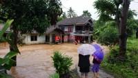 Banjir Kembali Melanda Lamsel