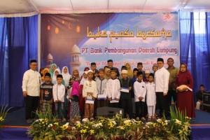 Bank Lampung Beri Tali Kasih ke Purna Bhakti