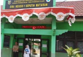SMAN I Seputih Mataram Bantah Usir Jurnalis