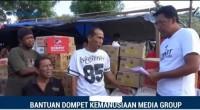 Bantuan Dompet Kemanusian Media Group Terus Mengalir ke Banten