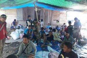 Bantuan Kemanusiaan Media Group untuk Sulawesi Tengah Terus Bertambah