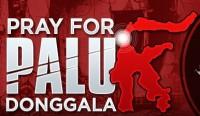 Bantuan Korban Gempa dan Tsunami yang Dihimpun Yayasan Media Group Disalurkan