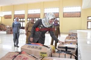 Bantuan Logistik dari Lamtim untuk Korban Gempa Sulteng Siap Dikirim