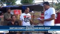 Bantuan untuk Korban Gempa Terus Mengalir ke Yayasan Media Group