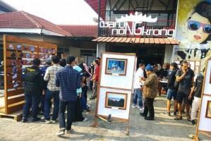 Banyak Karya Keren di Pameran  Fotografi UKM IIB Darmajaya