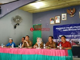 Banyak Oknum Wartawan Nakal, PWI Pesawaran Sosialisasi UU Pers