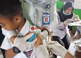 Banyak Penolakan Jadi Penyebab Rendahnya Imunisasi MR di Lamsel
