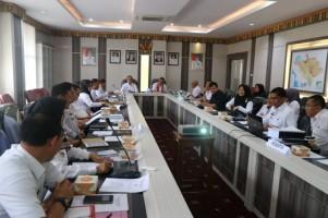 Bappeda Lambar Gelar FGD Bedah RKPD Bersama Tim Penilai Pembangunan