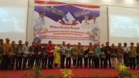Bappeda Tanggamus Hadiri Rakornas IV di Bangka Belitung