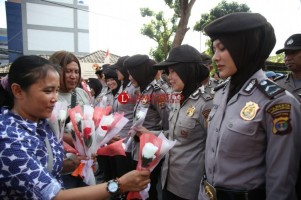 Barisan Rakyat Peduli Lampung Dukung Penyelenggara Pemilu