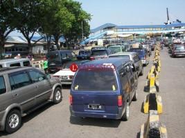 Baru 31 Persen Pemudik Kembali ke Pulau Jawa