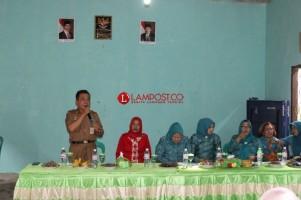 Baru 4 Pekon di Tanggamus Yang Menyerahkan SPj Dana Desa Tahap 1 dan 2