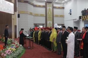 Baru Dilantik, Anggota DPRD Pringsewu Langsung Terima Gaji Rp 30 Juta
