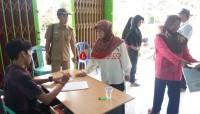 Baru Lima Desa di Palas yang Menerima Kartu BPNT
