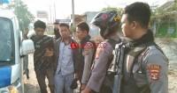 Bawa Badik, Seorang Remaja Diamankan saat Melintas di Jalintim Pagardewa