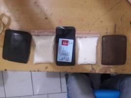 Bawa Sabu 200 Gram, Dua Penumpang Bus Asal Aceh Ini Dibekuk Petugas