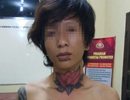 Bawa Sabu, Dua Warga Kalianda Diciduk Polisi