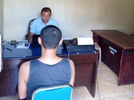 Bawa Sabu, Pemuda ini Ditangkap Polisi di Jalan Lintas Sumatera