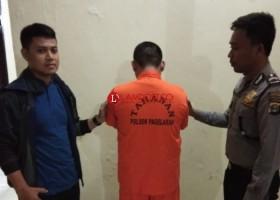 Bawa Sajam, Warga Pringsewu Ditangkap Polisi