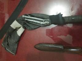 Bawa Senjata Tajam, Pemuda Ini Ditangkap Polsek Tulangbawang Tengah