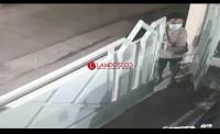 Tenteng Senpi, Dua Pencuri Bawa Kabur Pickup di Garasi