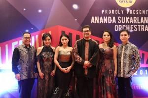 Bawakan Karya Ismail Marzuki, Pianis Ananda Sukarlan Pukau Penonton