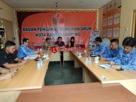Bawaslu Kota akan Tertibkan Branding Caleg di Angkot