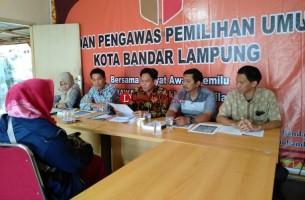 Bawaslu Kota TelusuriInformasi Terkait Caleg PKS Bermasalah