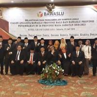 Bawaslu Lampung Bentuk Divisi dan Korwil