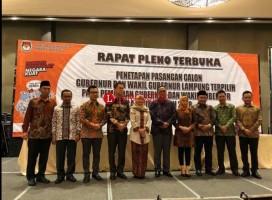 Bawaslu Lampung Gelar Sidang Mediasi Caleg TMS PAN dan PKB