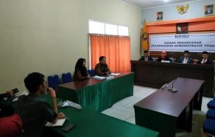 Bawaslu Lampung Sidangkan Kasus Rifa'i