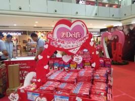 Bazar Cokelat di MBK Kembali Digelar