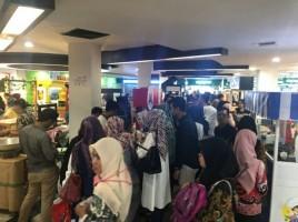 Bazar Kuliner Lampung Kembali di Gelar