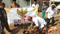 Baznas Bedah Rumah Janda Tiga Anak di Panaragan