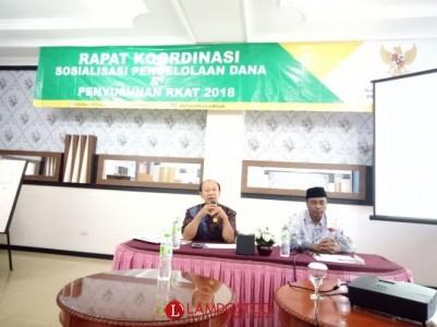 Baznas Lampung Dorong Peningkatan Pembayaran Zakat