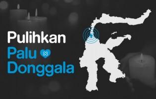 BBM Luncurkan Platform Donasi Pulihkan Palu Donggala