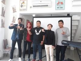 Be7 Band Asli Lampung, Siap Meramaikan Belantika Musik Tanah Air