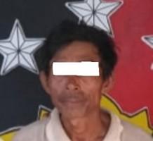 Bejat! Pria Tua Ini Mencabuli Anak 4 Tahun