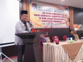 Belajar ODF, Kabupaten Malang Kunjungi Pringsewu