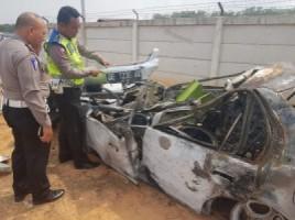Belum Ada Tersangka dalam Kecelakaan Maut diJTTS KM 96
